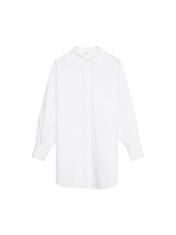 CAMISA BLANCA OVER
